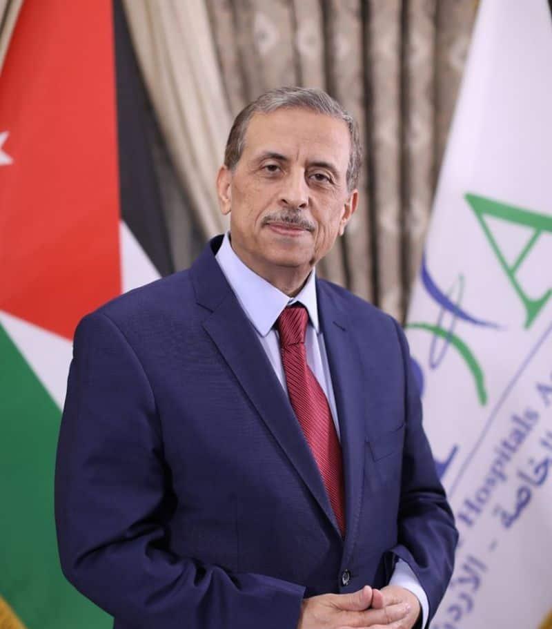 Dr. Fawzi Al –Hammouri, the Chairman of PHA
