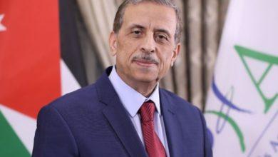 Photo of Dr Prem Jagyasi interviews Dr Fawzi Al Hammouri, the Chairman of PHA, post International Healthcare Travel Forum, Jordan