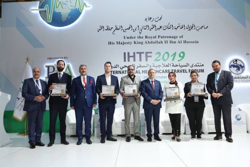 great success of International Healthcare Travel Forum (IHTF) 2019