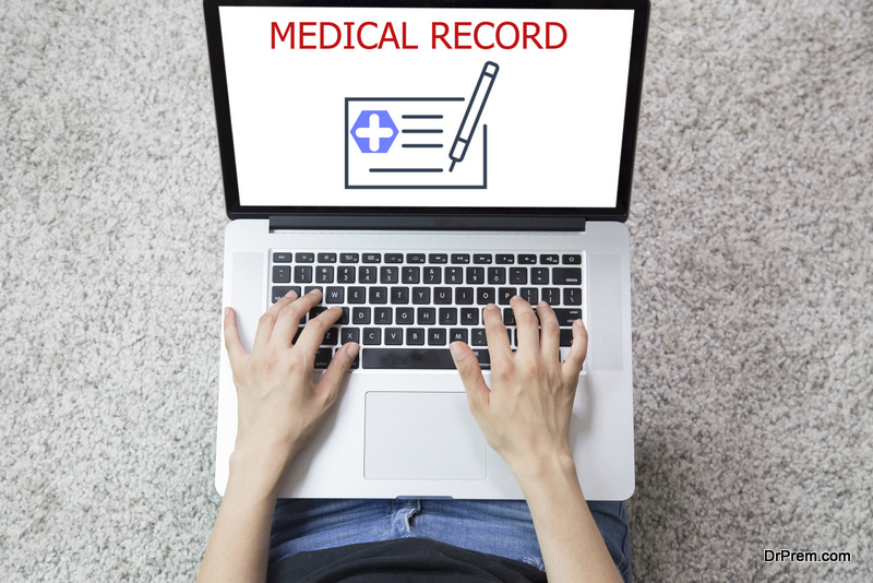 portal to access medical records
