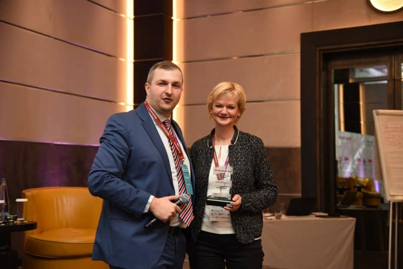 KirilGelevski, the CEO and Founder of the EuroEvents