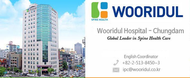 Wooridul Spine Hospital, Seoul, Korea