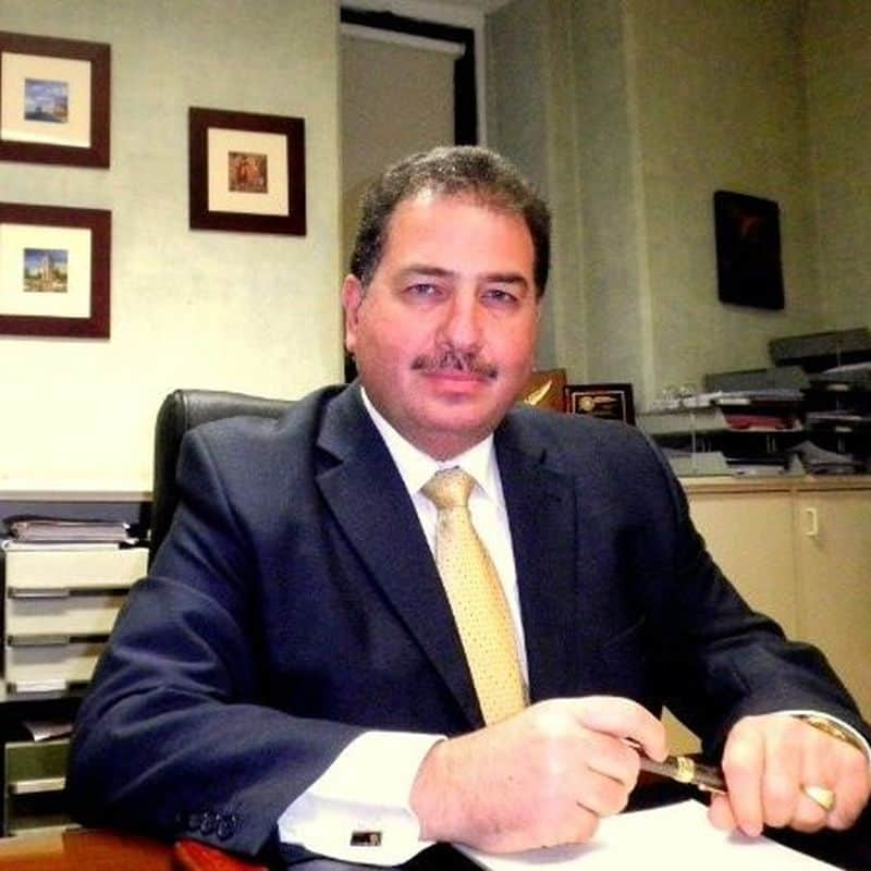 Christos Petsides, the Head of Cyprus Health Services Promotion Board