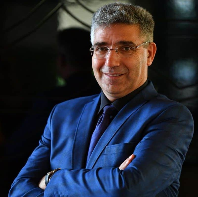 Dr Mehmet Kanpolat, the President UASTED