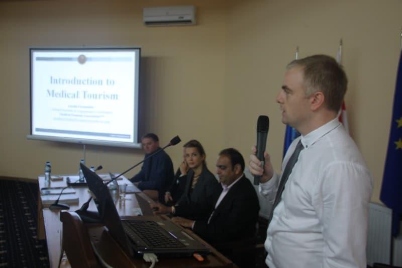 Dr. Paata Ratiani, President, the Georgian Medical Tourism Council