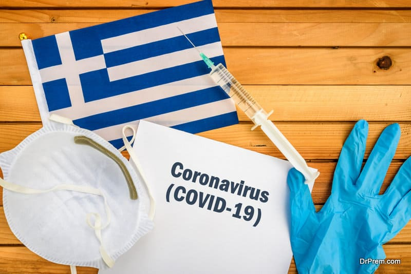 Greece is on the way to become a Covid-free country