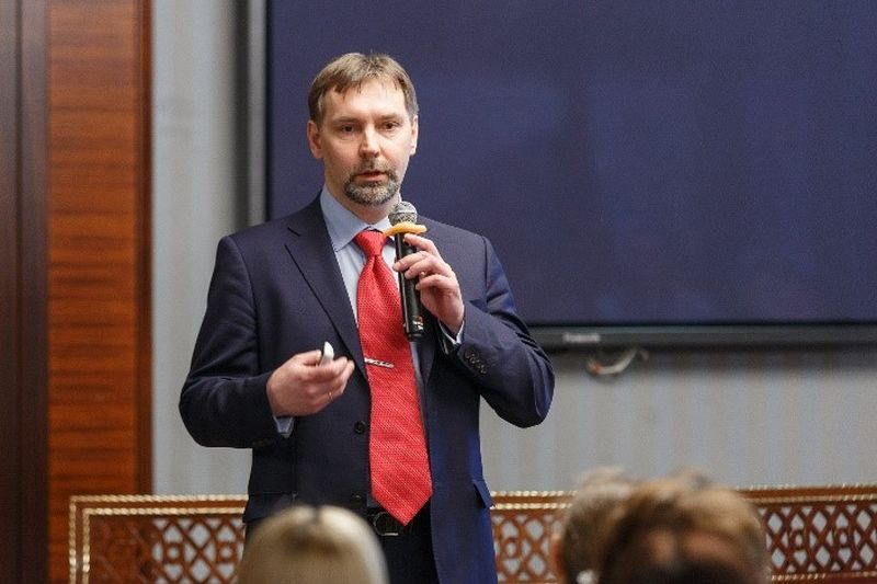 Igor Torskiy UAMT, Vice President