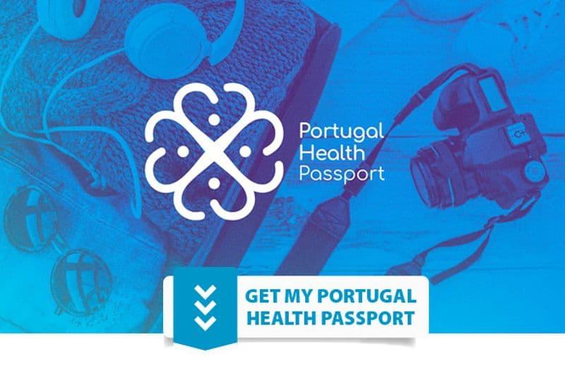 Portugal Health Passport platform