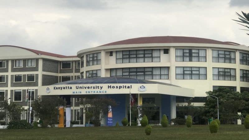 Kenyatta University hospital