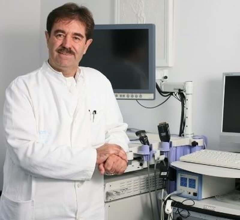 Dr. Miljenko Burra, President of the Zagreb Health Tourism Cluster,
