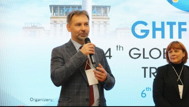 GHTF took off with an excursion to Kyiv
