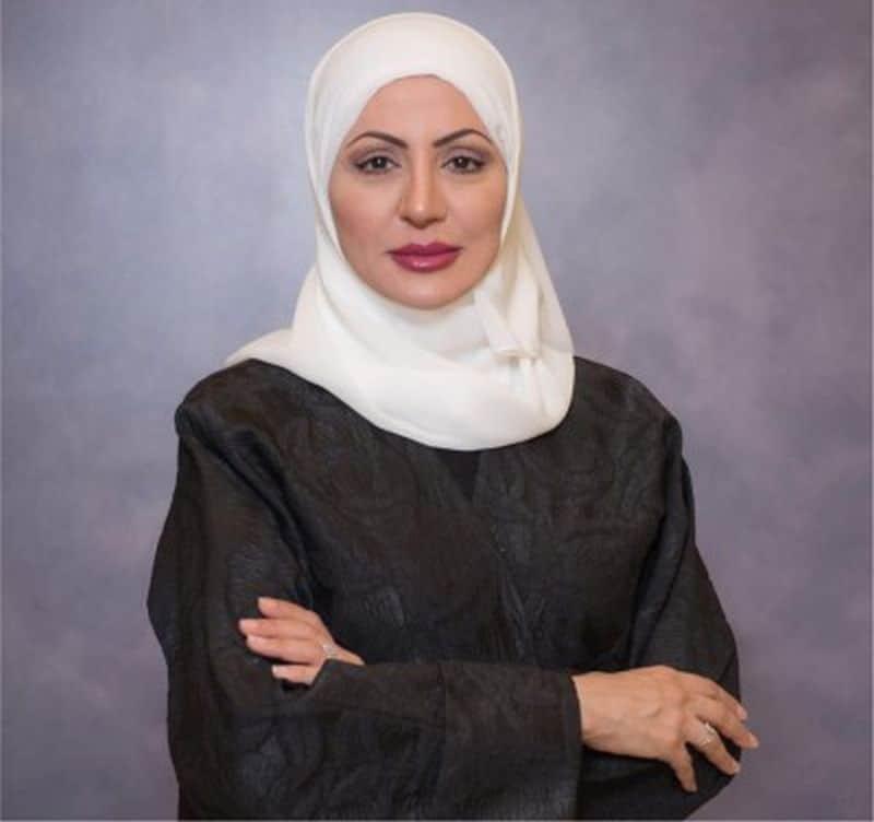 Laila Aljassmi, the CEO of Health Beyond Borders