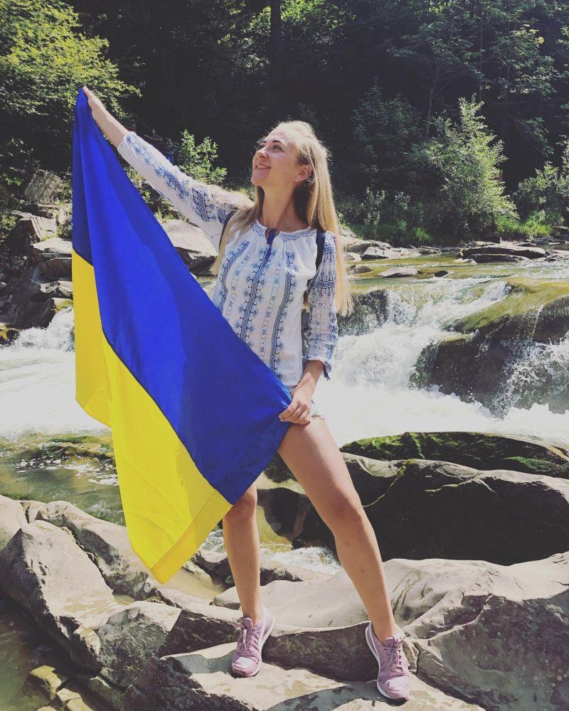 Sheer love for Ukraine Tourism