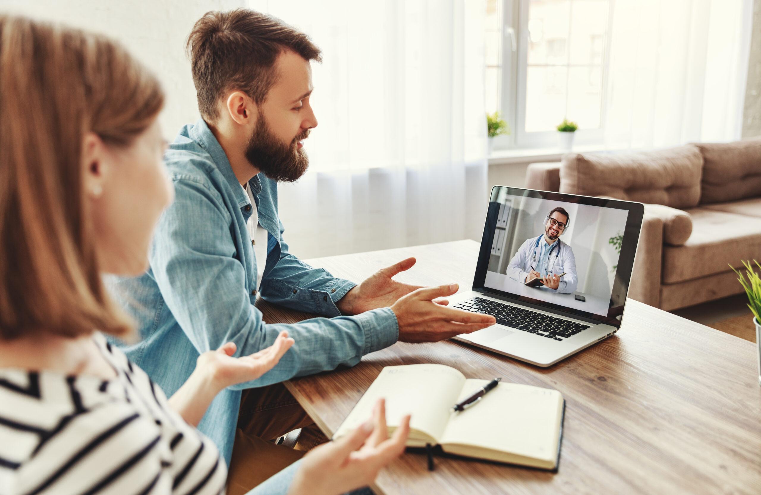 medical treatments through telehealth service