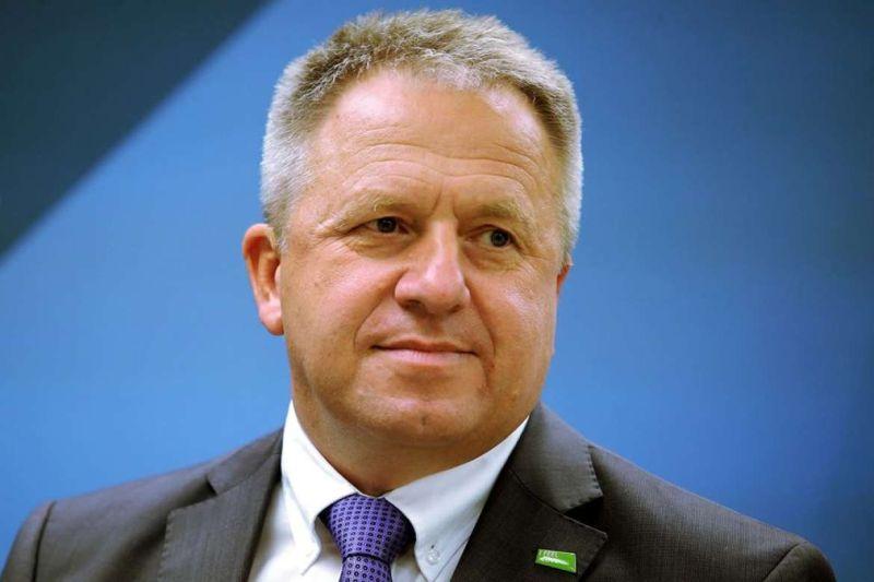 Slovenian Deputy Prime Minister Zdravko Pocivalsek