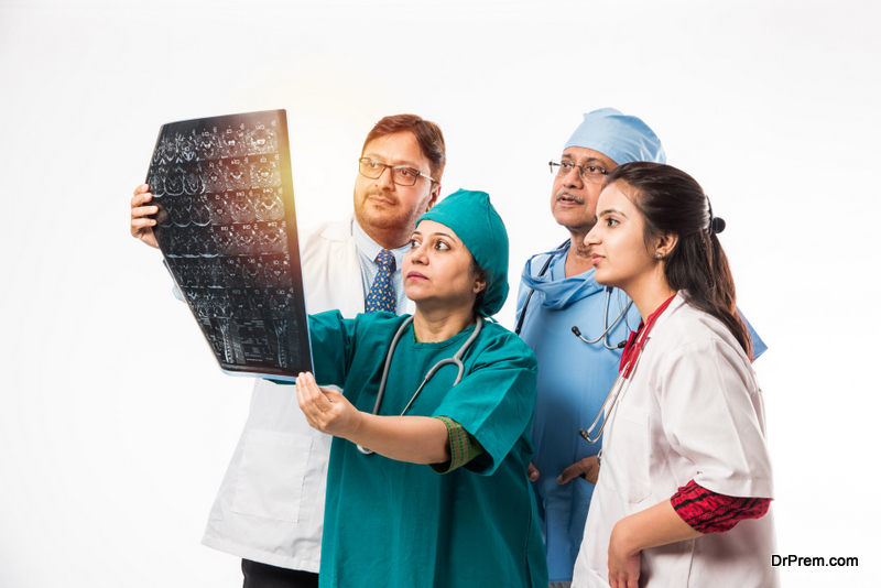 skilled Indian doctors
