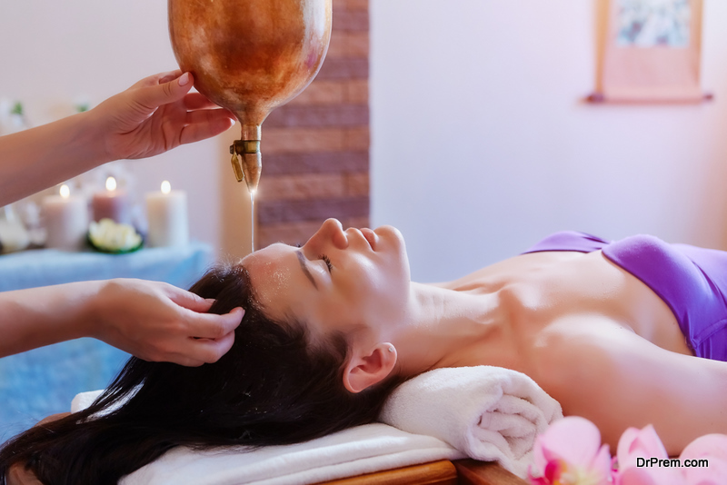 Indian wellness therapy
