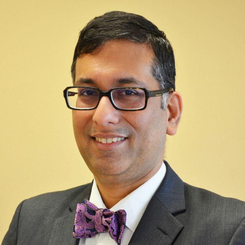 Dr. Kuljit Singh, president of the APHM