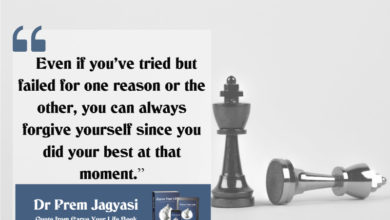 Even if you have tried but failed for any reason or the other,