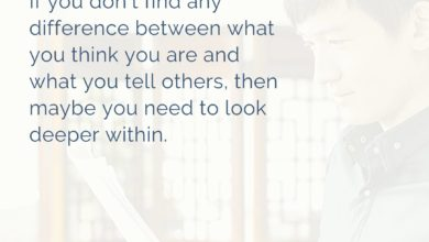 If you don't find and difference between what you think- Dr Prem Jagyasi Quotes
