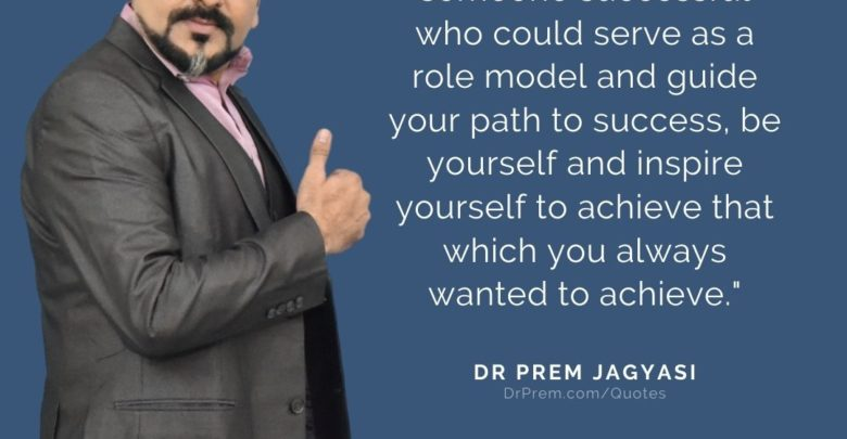Instead of going out and looking- Dr Prem Jagyasi Quotes