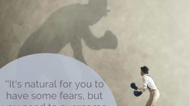 Its natural for you to have some fears, but you need to overcome them at any cost- Dr Prem Jagyasi Quotes