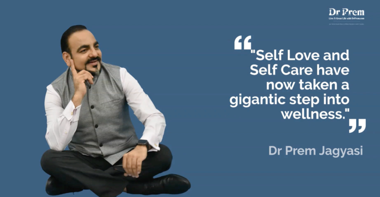 """Self Love and Self Care have now taken a gigantic step into wellness."""""""