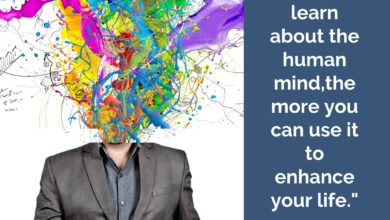 The more you learn about the human mind- Dr Prem Jagyasi Quote