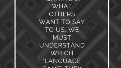 To understand the real meaning of what others want to say to us- Dr Prem Jagyasi Quotes