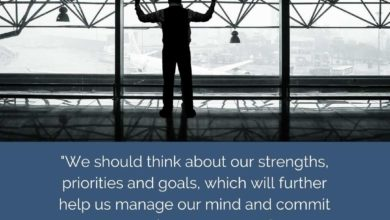 We should think about our strengths, priorities- Dr Prem Jagyasi Quote