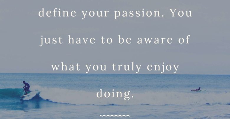 You need not struggle to define your passion- Dr Prem Jagyasi