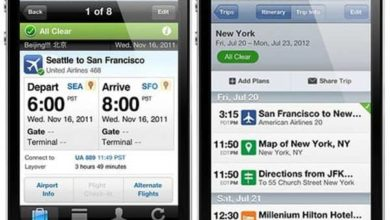 Photo of Amazing Windows Phone 7 apps that help you create travel itineraries on the fly