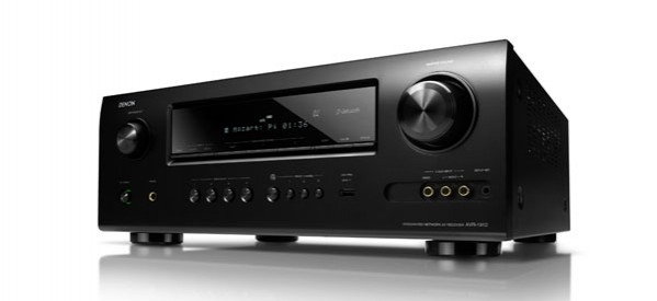 Denon AVR-1912: The best home audio receiver of 2011