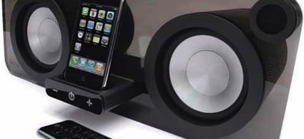 10 best portable iPod/iPhone speaker docks