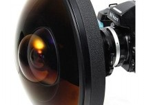 Fisheye-Nikkor lens: The big beast of photography