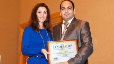 A world renouned speaker Dr Prem honored with Prestigious Leadership Award for his contribution in Global Healthcare & Medical Tourism Industry