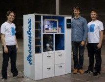 Dreambox, the latest in 3D Printing, includes a vending machine too
