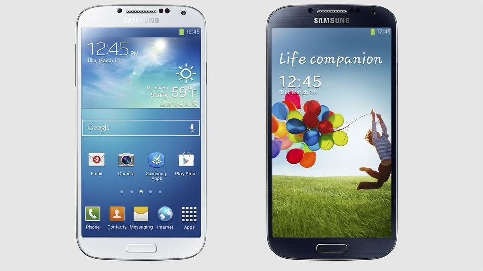 Photo of Samsung Galaxy S4 Review