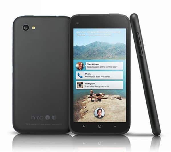 Photo of AT&T hints to abandon the HTC First Facebook Phone