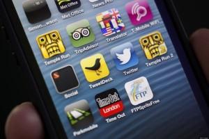 Twitter Inc.'s TweetDeck Social-Media App