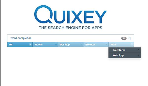 Photo of Quixey search engine: Review