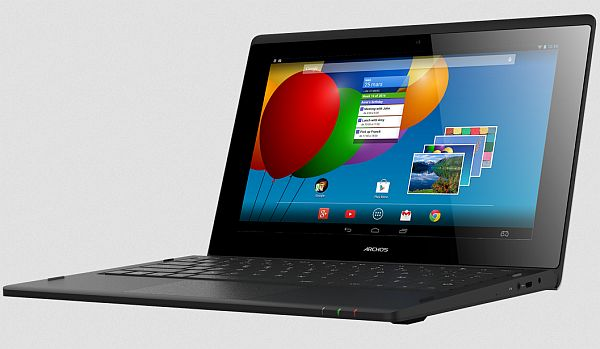 Photo of The Archos ArcBook 10.1-Review