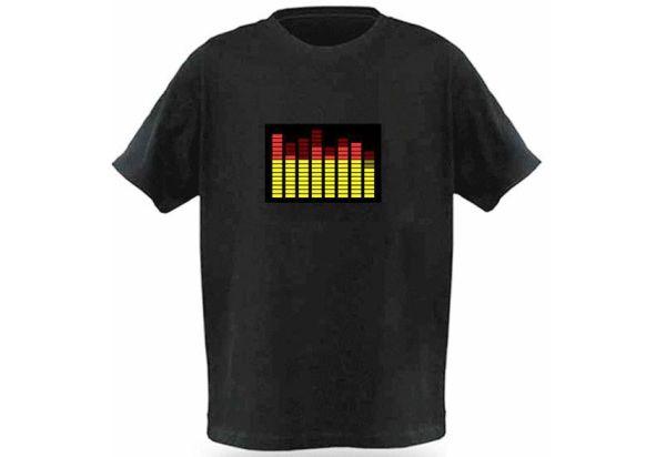 Interactive T-shirts