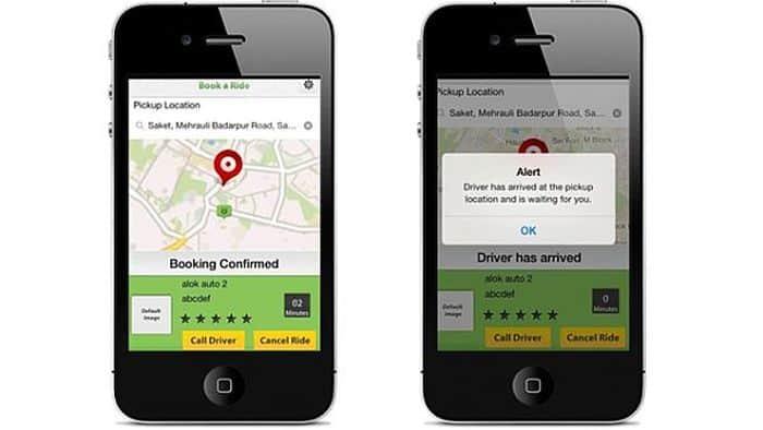 AUTOnCAB app: Review