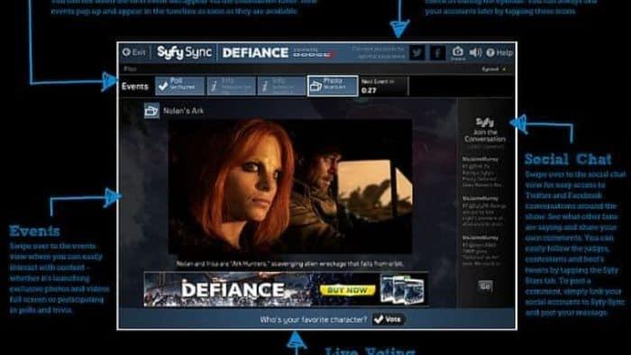 Syfy Sync app: Review