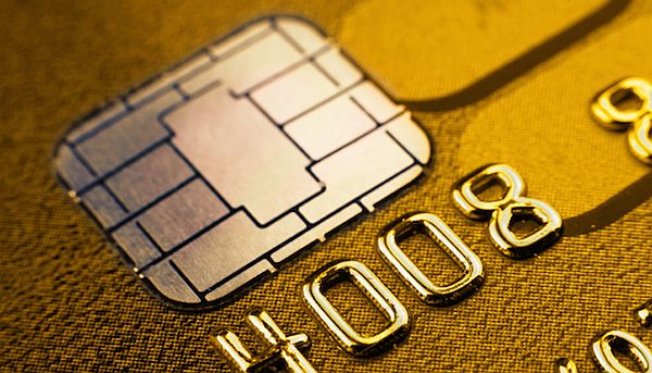 credit cards with microchips