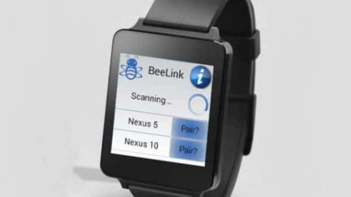 Android Wear BeeLink app - Review