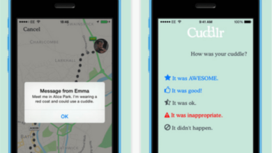 Photo of Cuddlr app – Review