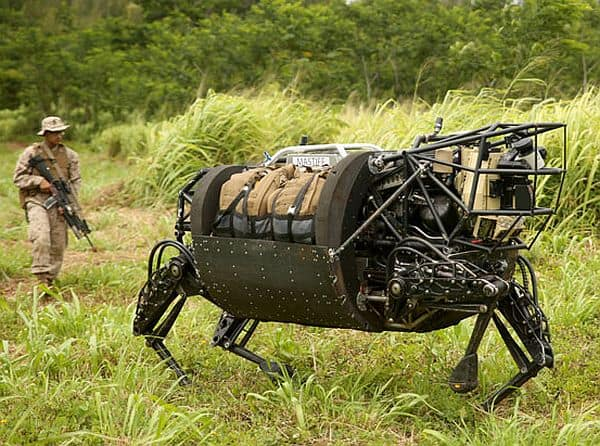 Ground Unmanned Support system