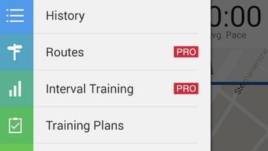 Runtastic Running & Fitness app - Review